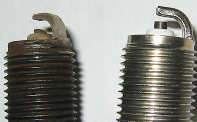 spark-plugs When To Change Spark Plug Wires on when to check tire pressure, when to change headers, when to change ac filter, when to start, when to change shocks, when to change drum brakes, when to rotate tires, when to change head gaskets, when to clutch,